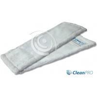 CleanPRO Mop 01 kieszeniowy 40cm mikrofaza