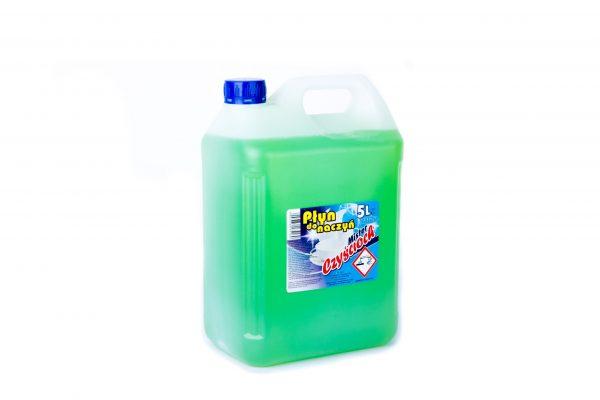 Płyn do mycia naczyń 5L cytryna