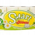 Papier toaletowy SMART 3 Wastwy Zapachowy