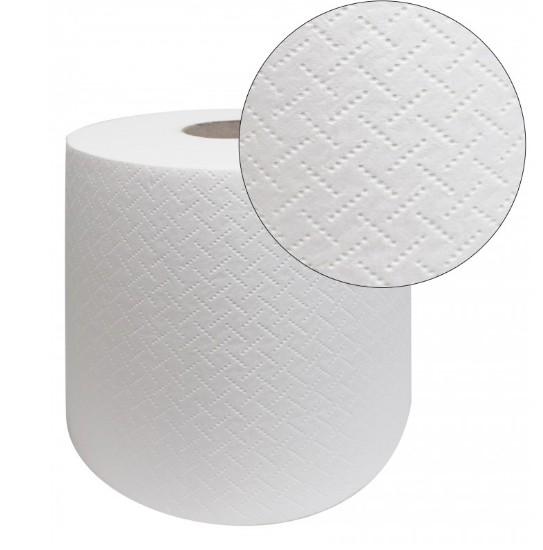 Ręczniki papierowe MAXI 100% celuloza 6 szt białe HORECA